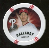 2013 Topps Chipz #RH Roy Halladay