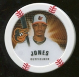 2013 Topps Chipz #AJO Adam Jones