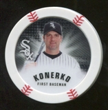 2013 Topps Chipz #PK Paul Konerko
