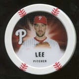 2013 Topps Chipz #CL Cliff Lee
