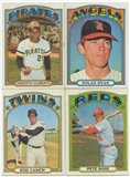 1972 Topps Baseball Complete Set (NM-MT condition)