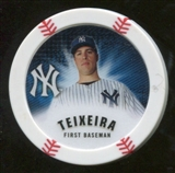 2013 Topps Chipz #MT Mark Teixeira