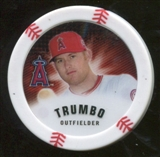 2013 Topps Chipz #MTU Mark Trumbo
