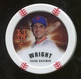 2013 Topps Chipz #DW David Wright