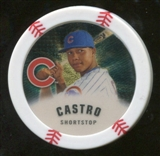 2013 Topps Chipz Gold #SC Starlin Castro