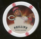 2013 Topps Chipz Gold #BP Brandon Phillips