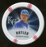 2013 Topps Chipz Silver #BB Billy Butler