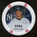 2013 Topps Chipz Silver #RC Robinson Cano