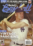 2014 Beckett Baseball Monthly Price Guide (#95 February) (Roger Maris)