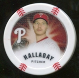 2013 Topps Chipz Glow in the Dark #RH Roy Halladay
