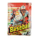 1978 O-Pee-Chee Baseball Wax Box
