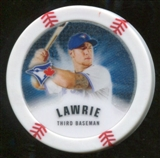 2013 Topps Chipz Glow in the Dark #BL Brett Lawrie