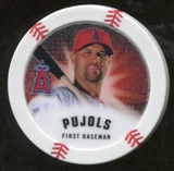 2013 Topps Chipz Glow in the Dark #APU Albert Pujols