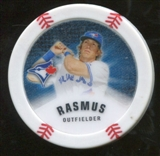 2013 Topps Chipz Glow in the Dark #CR Colby Rasmus