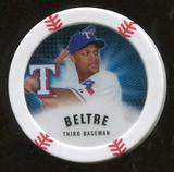 2013 Topps Chipz Magnets #ABE Adrian Beltre