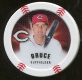 2013 Topps Chipz Magnets #JBR Jay Bruce