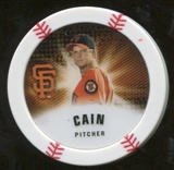2013 Topps Chipz Magnets #MCI Matt Cain