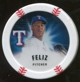 2013 Topps Chipz Magnets #NF Neftali Feliz
