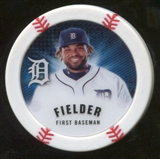 2013 Topps Chipz Magnets #PF Prince Fielder