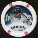 2013 Topps Chipz Magnets #CGR Curtis Granderson