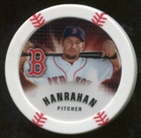 2013 Topps Chipz Magnets #JHA Joel Hanrahan