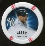 2013 Topps Chipz Magnets #DJ Derek Jeter