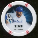 2013 Topps Chipz Magnets #MK Matt Kemp