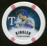 2013 Topps Chipz Magnets #IK Ian Kinsler