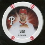 2013 Topps Chipz Magnets #CL Cliff Lee