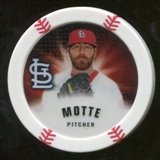 2013 Topps Chipz Magnets #JMO Jason Motte