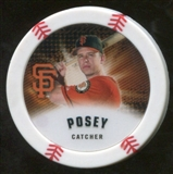 2013 Topps Chipz Magnets #BPO Buster Posey