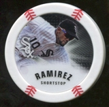 2013 Topps Chipz Magnets #AR Alexei Ramirez