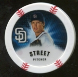 2013 Topps Chipz Magnets #HS Huston Street