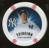 2013 Topps Chipz Magnets #MT Mark Teixeira