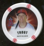 2013 Topps Chipz Magnets #MTR Mike Trout
