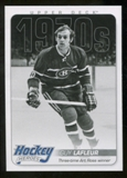 2012/13 Upper Deck Hockey Heroes #HH33 Guy Lafleur