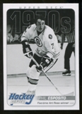 2012/13 Upper Deck Hockey Heroes #HH36 Phil Esposito