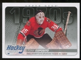 2012/13 Upper Deck Hockey Heroes #HH38 Tony Esposito