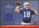 2005 Ultra #PM Peyton Manning TD Kings Jersey Red