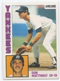 1984 O-Pee-Chee Baseball Complete Set (NM-MT)