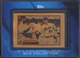 2012 Topps #SC10 Ike Davis Silk Collection #23/50
