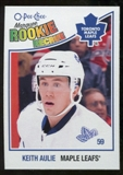 2010/11 Upper Deck O-Pee-Chee #607 Keith Aulie