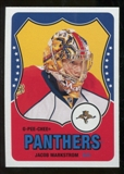 2010/11 Upper Deck O-Pee-Chee Retro #605 Jacob Markstrom