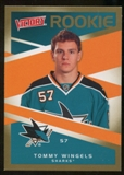 2010/11 Upper Deck Victory Gold #315 Tommy Wingels
