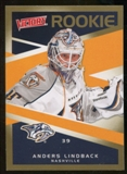 2010/11 Upper Deck Victory Gold #320 Anders Lindback
