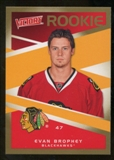 2010/11 Upper Deck Victory Gold #343 Evan Brophey