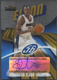 2003/04 Finest #154 Francisco Elson Rookie Auto #731/999