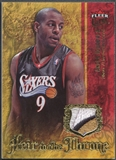 2007/08 Ultra SE #HTAI Andre Iguodala Heir to the Throne Patch #06/25