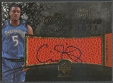 2007/08 Sweet Shot #SC Craig Smith Signature Shots Black Ink Auto #164/195