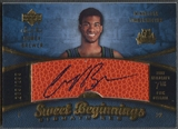 2007/08 Sweet Shot #98 Corey Brewer Rookie Auto #269/299